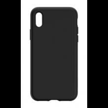 Spigen Liquid Crystal Matte for iPhone X black-1