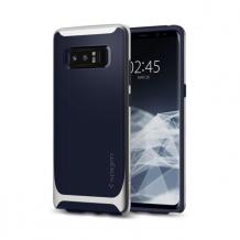 Spigen Neo Hybrid for Galaxy Note 8 silver arctic-1