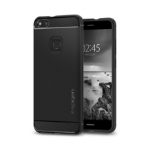 Spigen Rugged Armor cover til Huawei P10 Lite - Sort-1