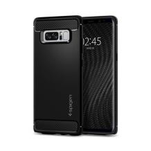 Spigen Rugged Armor cover til Samsung Galaxy Note 8 - Sort-1
