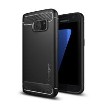 Spigen Rugged Armor cover til Samsung Galaxy S7 - Sort-1