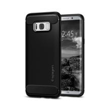 Spigen Rugged Armor cover til Samsung Galaxy S8+ - Sort-1