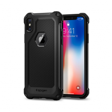 Spigen Rugged Armor Extra cover til Apple iPhone X/XS - -1