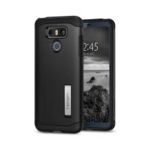 Spigen Slim Armor cover til LG G6 - Sort-1