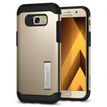 Spigen Slim Armor cover til Samsung Galaxy A5 2017 - Guld-1