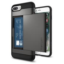 Spigen Slim Armor CS cover til Apple iPhone 7 Plus/8 Plus - -1