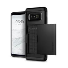 Spigen Slim Armor CS cover til Samsung Galaxy Note 8 - Sort-1