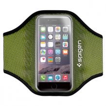Spigen Sports Armbånd iPhone 6/6S Grøn-1