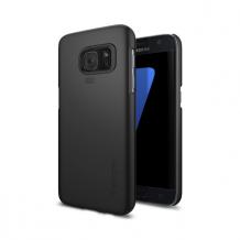Spigen Thin Fit for Galaxy S7 black-1