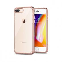 Spigen Ultra Hybrid 2 cover til iPhone 7 Plus/8 Plus Rose Crystal-1