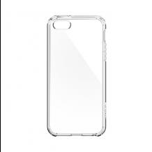 Spigen Ultra Hybrid Cover til Apple iPhone 5/5S/SE - Gennemsigtig-1