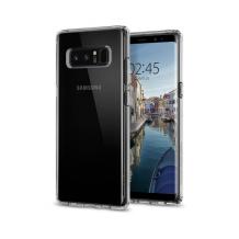 Spigen Ultra Hybrid Cover til Samsung Galaxy Note 8 - Gennemsigtig-1