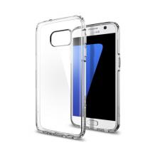 Spigen Ultra Hybrid Cover til Samsung Galaxy S7 - Gennemsigtig-1