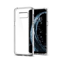 Spigen Ultra Hybrid Cover til Samsung Galaxy S8+ - Gennemsigtig-1