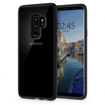 Spigen Ultra Hybrid Cover til Samsung Galaxy S9+ - Sort-1