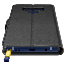 Spigen Wallet S  for Galaxy Note 9 black-1