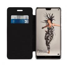 StilGut Berlin Book Type Cover w/o clip incl. NFC/ for P20 black-1