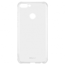 StilGut Hybrid Case for Huawei P Smart clear-1