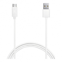 Sync/Charge kabel USB - MicroUSB, 1m, hvid-1