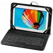 Hama tablet cover med tastatur til 10 tommer Android tablets