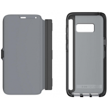 Tech21 Evo Wallet Samsung Galaxy S8 2-i-1 cover Sort-1