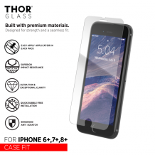THOR CF Glass with Applicator for iPhone 6+/6s+/7+/8+ clear-1