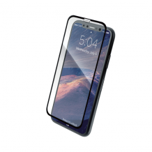 THOR FS Glass with Applicator for iPhone XR clear-1