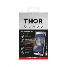THOR Glass Case-Fit for Xperia XA2 Ultra clear-1