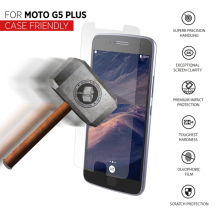 THOR Tempered Glass CF for Moto G5 Plus clear-1