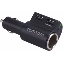 TomTom High Speed 12 V Multilader til bil