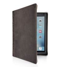 "Twelve South BookBook for iPad 2018 (9.7"") - Brown-1"