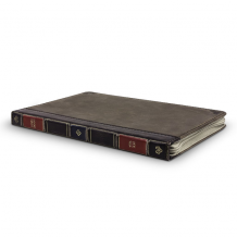 Twelve South BookBook for iPad Mini 4 (brown) - Cases in the form of an older book for your iPad Mini 4-1
