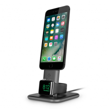 Twelve South HiRise Duet - Combined charging stand for iPhone and Apple Watch-1