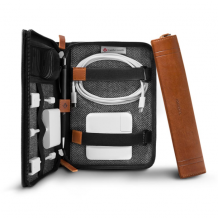 Twelve South Journal CaddySack - Compact carrier for your MacBook charger, cables & adapters-1