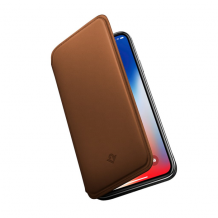 Twelve South SurfacePad for iPhone X/XS - Razor Thin nappa leather-1