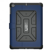 "UAG Metropolis Cover Til Apple iPad 2/9.7"" 2017  Blå, Sort-1"