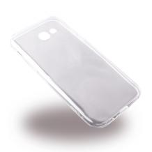 Ultra Slim - TPU Case / Silicone Cover - Samsung A520F Galaxy A5 (2017) - Transparent-1