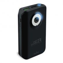 Uni. Fast Charger Power Bank 9000 mAh 2.4A Black-1