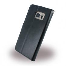 Uranus - Book Case / Book Cover - Samsung G935F Galaxy S7 Edge - Black-1