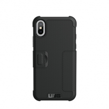 Urban Armor Gear Metropolis Wallet til iPhone X Sort-1