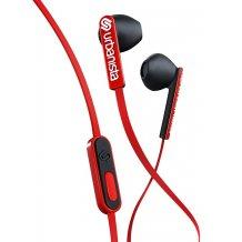 Urbanista San Francisco Hovedtelefoner Med Microfon Rød
