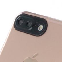 UreParts - Silikon Cover / Phone Case - Apple iPhone 7 Plus, 8 Plus - Rose Gold-1