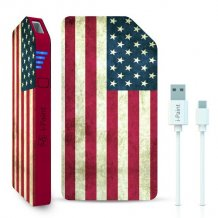 3000 mAh Powerbank / eksternt batteri 1A fra i-Paint, USA