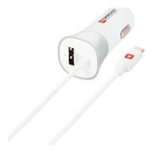 USB Car Charger with Micro USB Cable-1