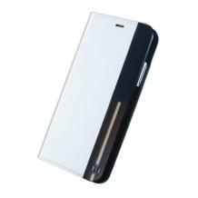 Uunique - Black Ash - Book Cover - Apple iPhone X - White-1