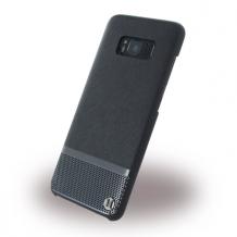 Uunique - Luxe Saffiano UUS8SLSHS03 - Hardcover - Samsung G950 Galaxy S8 - Silver-1