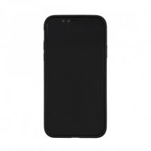 Uunique - Mode 50:50 Luxe Croc II Hard Shell Case - Hardcover - Apple iPhone XR - black-1