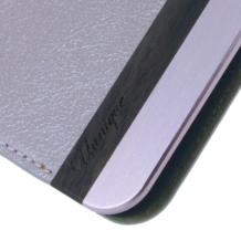 Uunique - Wooden/Aluminium - Book Cover - Apple iPhone X - Pink-1