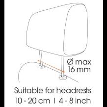 Vogels Ringo TMS 1020 Tablet Car Sæt med holder-1