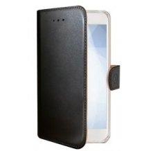Xiaomi Mi 8 flipcover Celly Wally Case - Sort-1